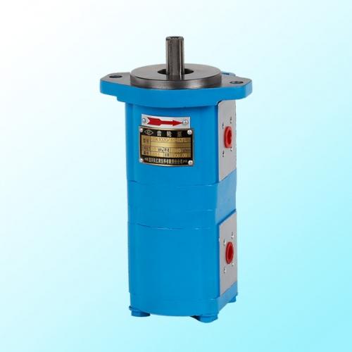 CBK1020高压中小排量齿轮泵