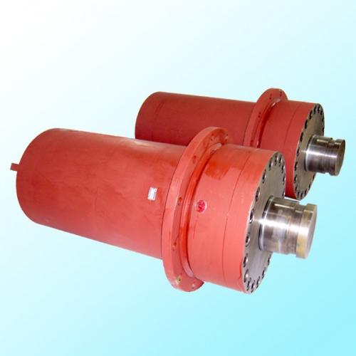河南GGK系列双作用单杆活塞式高压液压缸